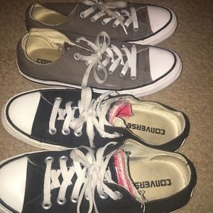 Women's Converse All⭐️Star Size 7 Low Top